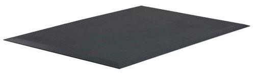 ERGOPUR S Steharbeitsplatzmatte von Isoloc, 90 x 65 cm, grau
